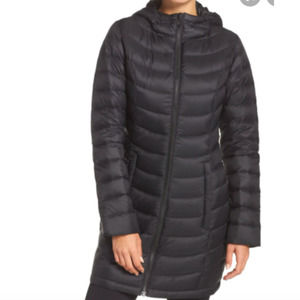 The North Face Jenae 550 Black Puffer Coat Transit Jacket Outerwear  Sz Small